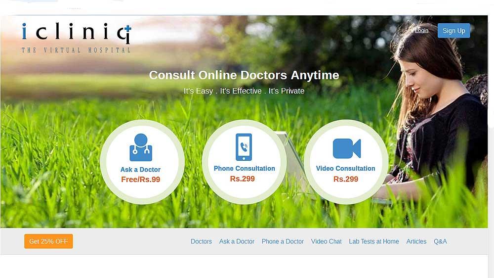 Erode-based doctor Madhan Kumar Madathupalayam invests in iCliniq