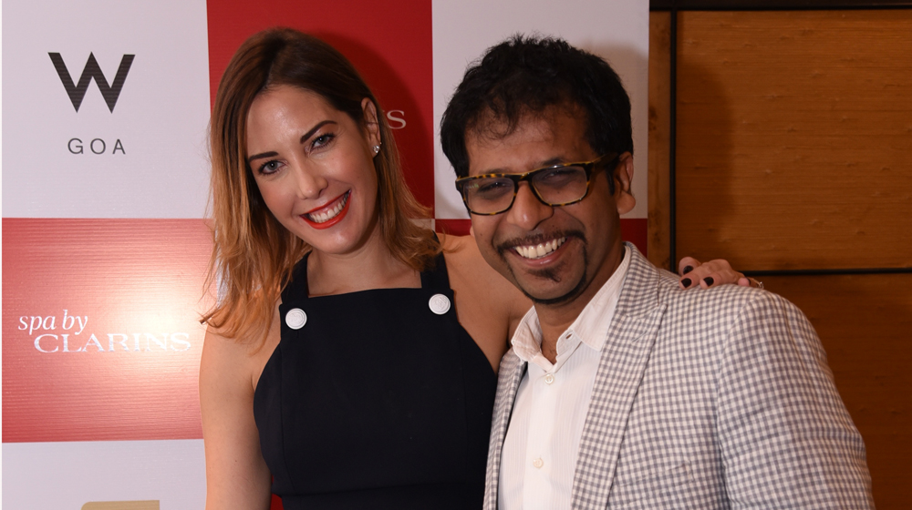 ​Sanghvi Brands launches India's first Spa by CLARINS at the W Goa