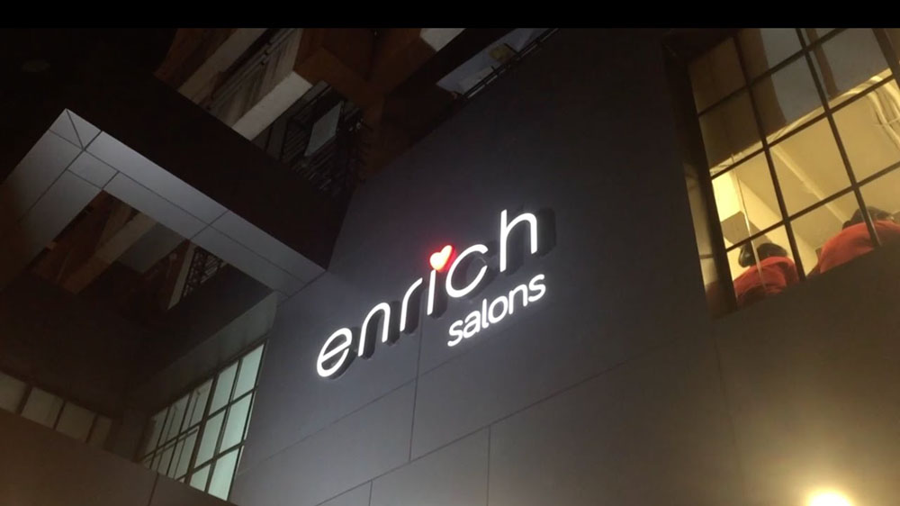 Enrich Salon takes over a beauty startup Belita