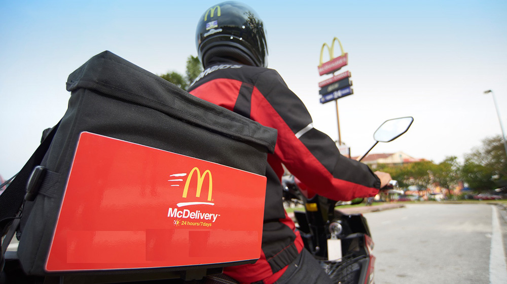 ​McDelivery to be available in 3500 locations by June end