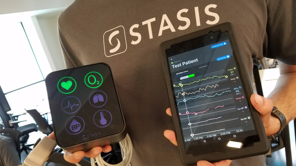 ​Patient recovering from Stasis Labs speak for the company